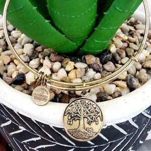 Alex and Ani Tree of Life Bangle Bracelet